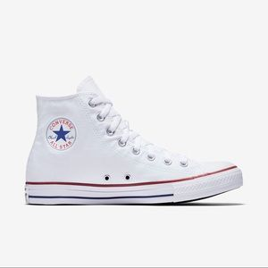 Converse Chuck Taylor High Top Sneakers White